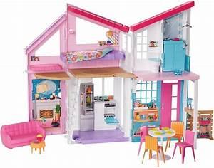 Puppenhaus Für Barbie : mattel puppenhaus barbie malibu puppenhaus otto ~ A.2002-acura-tl-radio.info Haus und Dekorationen
