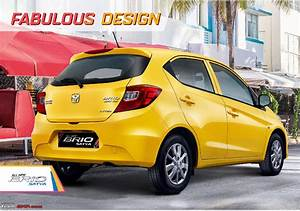 Indonesia  New Honda Brio Unveiled  Facelift Or A New Generation