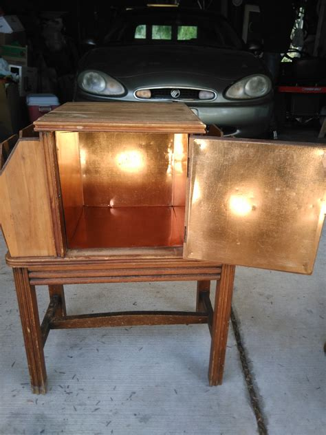 antique humidor cabinet for sale wooden cigar humidor for sale antiques com classifieds