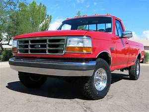 No Reserve 1992 Ford F150 Xl 5
