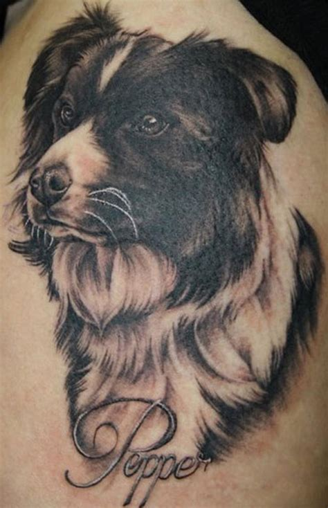 Dog Tattoos Designs, Ideas And Meaning  Tattoos For You