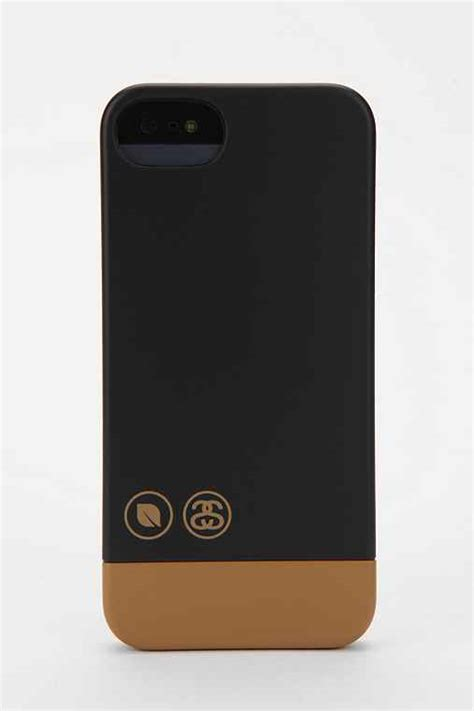 stussy iphone stussy x incase iphone 5 5s slider outfitters