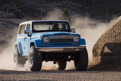 jeep surf jeep chief the surf concept that works in the dirt the