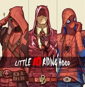 Little Red Riding Hood - Spider-Man, Daredevil, and ...