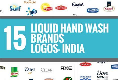 15 Best Liquid Hand Wash Soap Brands Logos