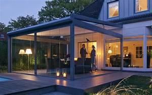 Glashaus light glas schiebet ren terrassen berdachung for Wintergarten terrassenüberdachung