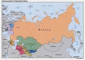 Map of Russia political Regional: Map of Russia Country