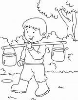 Walking Coloring Pages Printable Results sketch template