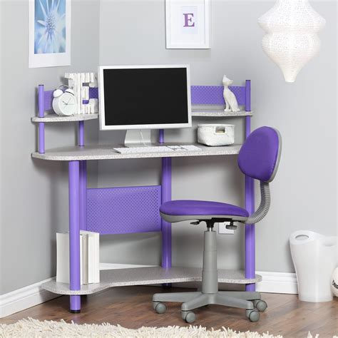 Calico Study Corner Desk  Purple Do Not Use At Hayneedle. Round Outdoor Table. Computer Desk Bed. Outdoor Picnic Tables. Living Room Table Lamps. Folding Wall Desk. Tool Cart With Drawers. Base Cabinets With Drawers. Stand Up Writing Desk