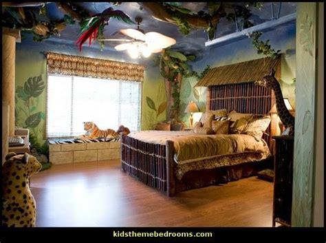 Safari Bedroom Ideas by Decorating Theme Bedrooms Maries Manor Jungle Theme