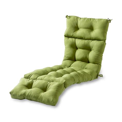 Greendale Home Fashions 72 Inch Patio Chaise Lounger
