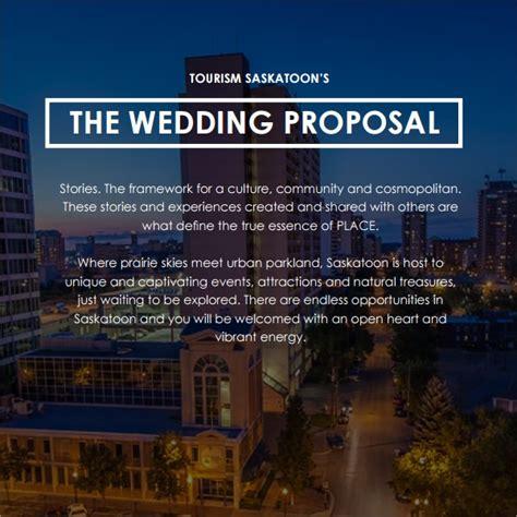 wedding proposal templates