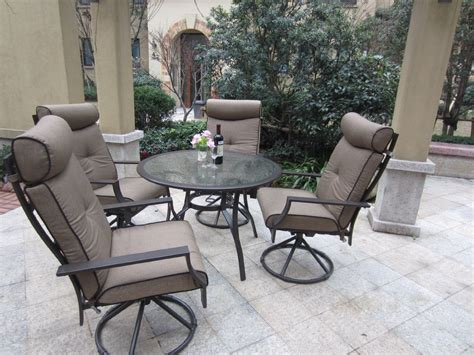Patio Set by Pebble Living 5 Patio Dining Set Review Best
