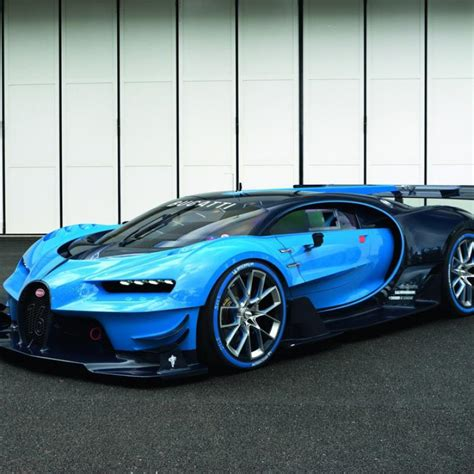 Expensive as it may be, buying a bugatti is hardly a newsworthy event. Bugatti arrives to Frankfurt with Gran Turismo car