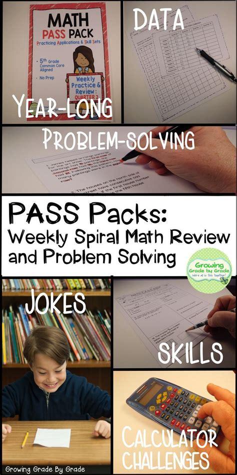 grade math spiral review   images spiral math