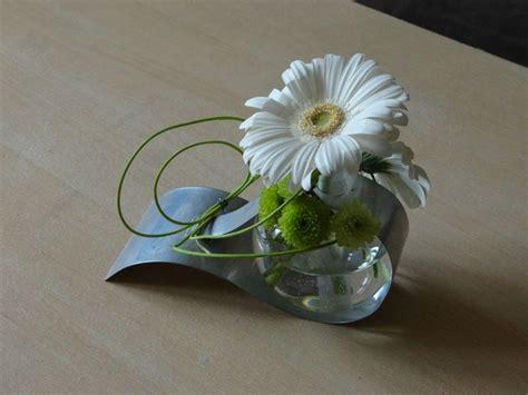 composition florale bulle et aluminium fleurs bouquet