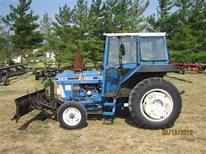 Ford 3910 Tractors - Utility  40-100hp