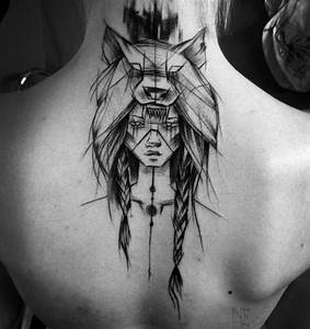 40+ Fascinating Sketch Style Tattoo Designs - TattooBlend