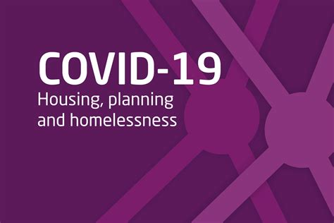 COVID-19: housing, planning and homelessness | Local ...