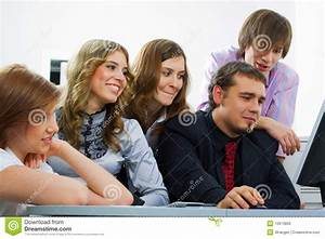 Young Business Team. Royalty Free Stock Image - Image ...