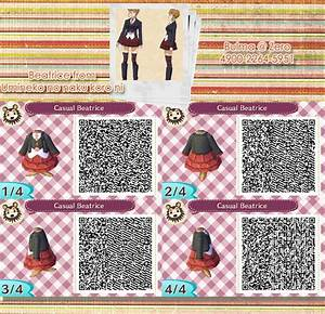 341 best Outfits/QR Codes for Animal Crossing New Leaf ...