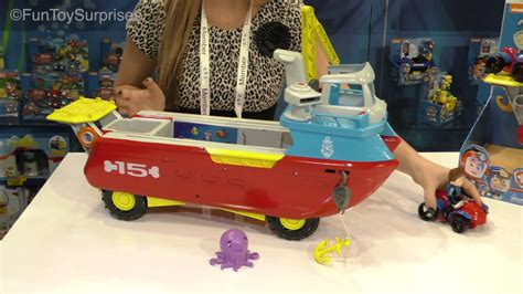 Paw Patrol Boat by New Paw Patrol Size Lookout Tower Sea Patrol Boat