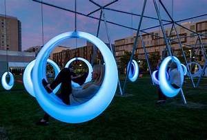 Swing Time, Höweler + Yoon Architecture, Boston, 2014 ...