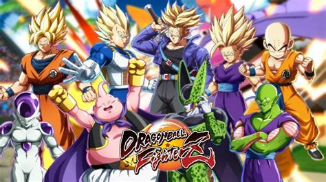 Dragon ball z / cast 'Dragon Ball Fighter Z': Ranking Every Character From Worst to Best   Gamers