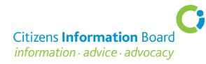 citizens advice bureau ireland information and advice resource dedicated to supporting going through the various