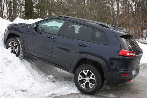 2014 Jeep Trailhawk by The 2014 Jeep Trailhawk Functional But