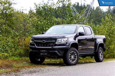 Chevrolet Tacoma by Comparison 2018 Chevrolet Colorado Zr2 Vs 2018 Toyota