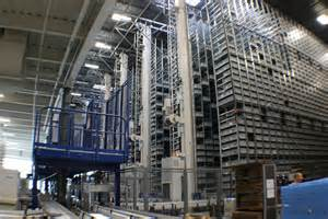 Warehouse Automated System