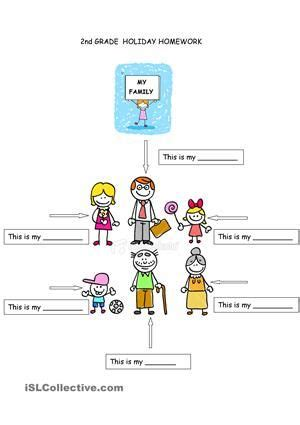 find activities  family members