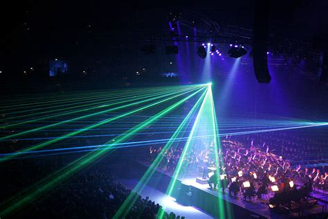 laser light display laser lighting display