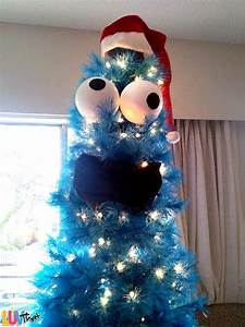 A Cookie Monster Christmas – LuvThat
