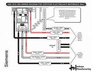Square D Gfci Breaker Wiring Diagram