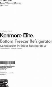 Kenmore Elite 31 Cu Ft French Door Bottom Freezer