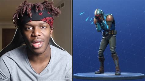 Ksi Loses His Mind Over Fortnite Meme That Is