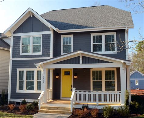 Choosing Your New Home Exterior Colors  Evans Coghill