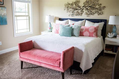 elegant bed decoration pics home interior design