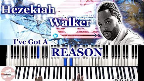 hezekiah walker reason got