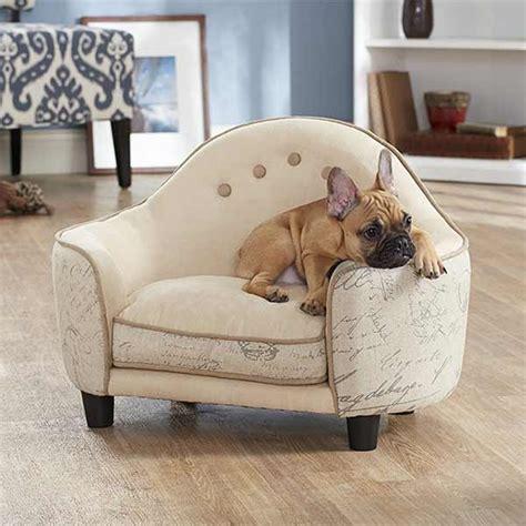 canape pour chien niche canapé lit panier pour chien le confort des