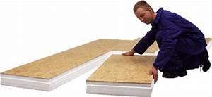 Dämmung Oberste Geschossdecke Begehbar : d mmsystem f r die oberste gescho decke mit osb beschichtung dachbodend mmung begehbare ~ Orissabook.com Haus und Dekorationen