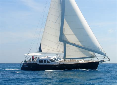 Yacht Sailing Boat by Myosotis Yacht Charter Details Sogim Yacht Charterworld