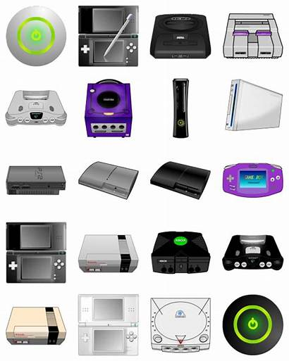 Console Icon Icons Pack Findicons