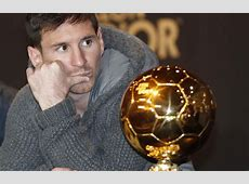 Balón de Oro Leo Messi, más favorito que nunca al Balón