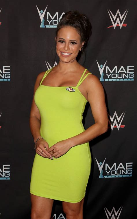 charly caruso wwe presents mae young classic finale
