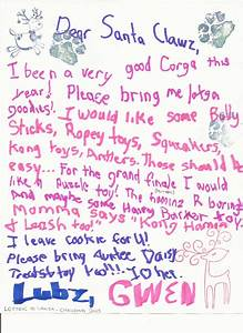 search results for letters written from santa claus With letters written by santa