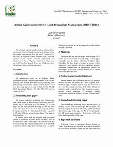 Rictd2013 paper format