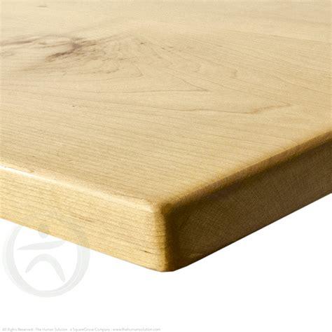 natural wood desk top uplift maple solid wood desktop solid wood desktops